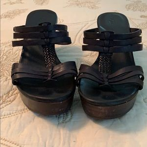 Well loved Ugg sandals